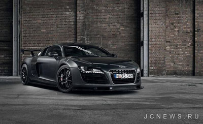 City Performance Centre взялся за тюнинг Audi R8